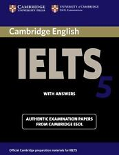 Cambridge Ielts 5 Student's Book With Answers (ielts Practice Tests): By Camb...