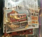 AHM HO MODEL RAILROAD PLASTIC BUSY BEE DEPARTMENT STORE BUILDING KIT 5878