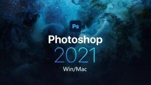 Photoshop 2021 Buy Now Windows/Mac book English photoshop 2021 version 22.3