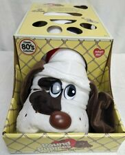 Pound Puppies - Classic 80s Collection - White With Brown Spots Puppy