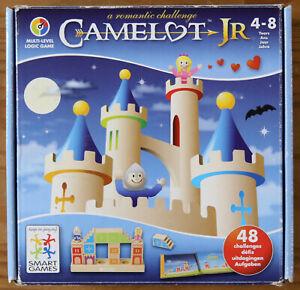 Camelot Jr. - Multi-Level Logic Game - Smart Games - A Romantic Challenge