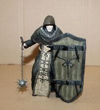 Resident EVIL 4 Illuminados Monks Monk with shield Action figure personaggio NECA