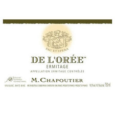 1bt Chapoutier Ermitage de l'Oree 2010 Blanc 100/100 Parker