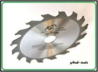 136mm x 20 x 16T Wood Cutting Saw Blade for Makita BSS501 and Panasonic 135mm