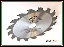 136mm x 20 x 16t coupage du bois lame de scie pour Makita BSS501 et Panasonic 135mm