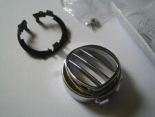 Original BMW R850C R1200C +Montauk Chrom Blende Hupe chromed horn cover grid new