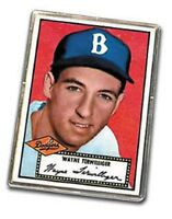 (Pack Of 3) Pro-Mold Vintage Pre-1957 Mini Snap Tite Card Holders Bowman Topps