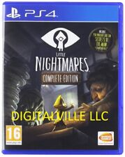 Little NIghtmares Complete Edition PS4 Brand NEw Factory Sealed