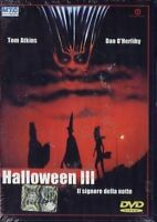 1 DVD FILM HORROR CULT MOVIE 80-HALLOWEEN 3,IL SIGNORE DELLA NOTTE michael myers