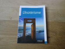 JEAN MARC FONT - L'ESOTERISME !!!!!!! RARE LIVRE