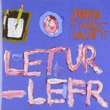 Letur-lefr - John Frusciante (2012 CD Neu)