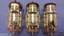 6s33s-v / 6s33s / 6s18s hi-end amp triode tubes. lot of 3 used