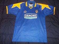 Maglia calcio blu M Finale Champions League 1996 Juventus Danone