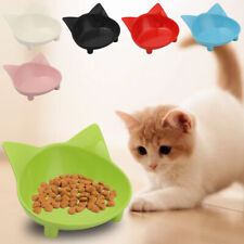 Ceramic Cat Bowl Feeding Bowls Non Slip Puppy Kitten Water Food Dishes for Pets-