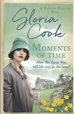 GLORIA COOK: MOMENTS OF TIME - PAPERBACK BOOK