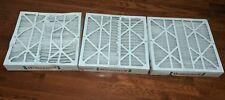 Honeywell 32000200 Prefilter 24 x 24 x 4 Filter Furnace Ac Glasfloss Lot of 3