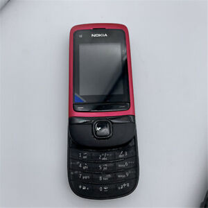 Cheap Unlocked Original NOKIA C2-05 Slide GSM 900/1800 Bluetooth Mobile Phone