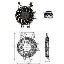 Condenser Fan Assembly Fits: 2001 - 2007 Toyota Sequoia V8 4.7L ONLY