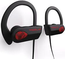 Bluetooth Headphones Best Noise Cancelling Wireless Earbuds Sweatproof Headset