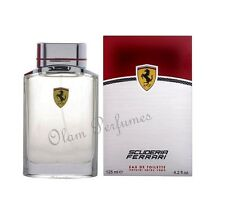 Scuderia Ferrari For Men Eau de Toilette Spray 4.2oz 125ml * New in Box *