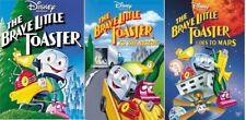 Brave Little Toaster: Complete 3 Disney Movie Collection DVD Bundle Set NEW