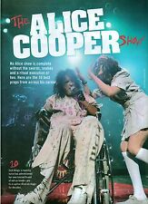 """ALICE COOPER the show  magazine PHOTO / Pin Up / Poster 11x8"""""""