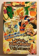 Deck Dragon Ball Z Miracle Battle Carddass DBS05