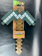 Minecraft Iron Picaxe Brown Role Play New Mojang