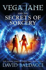 Vega Jane and the Secrets of Sorcery by Baldacci (Paperback, 2021) 9781529037913