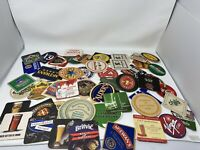Large Mixed Lot Beer Ale Advertising Coasters McEwan's IPA Abbot Newcastle