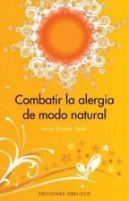 Combatir la alergia de modo natural (Spanish Edition)-ExLibrary