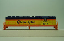 """HO  IHC  SD-24 """"CHESSIE SYSTEM """"   SHELL ONLY  # 3808-S  C & O 7319"""