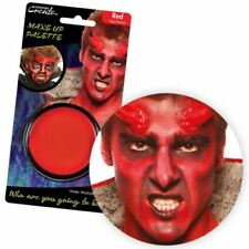 Maquillage de scène rouge Amscan pour déguisements et costumes