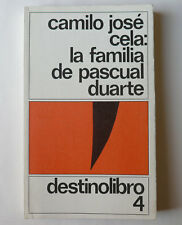 La Familia De Pascual Duarte - Cela Camilio Jose