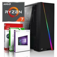 AMD RYZEN 7 4700S Computer GAMING PC 16GB DDR6 ? BIS ZU 2TB SSD ? BIS ZU 3060 TI
