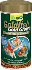 Tetra Goldfish Gold Growth Food High Protein Aquarium Enhance Immune System Fish