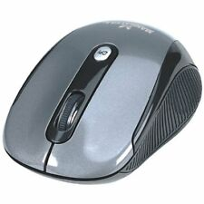 Manhattan Performance Wireless Optical Mouse - Optical - Wireless - Radio
