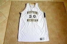 2005 Western Michigan Broncos non game used jersey team issued size 52+4