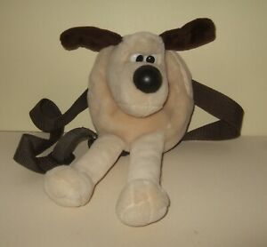 WALLACE & GROMIT CHARACTER BUM BAG - GROMIT