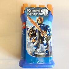 Lego Knights Kingdom King Mathias 8790 Figure in Castle Box