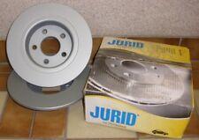 JURID 562270JC Bremsscheiben 2 Stk. Hinterachse Ford Tourneo Ford Transit