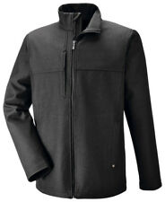 North End Men's New Zippered Pocket Soft Shell Polyester Basic Jacket. 88171