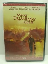What Dreams May Come (Dvd, 2003) Sealed Robin Williams