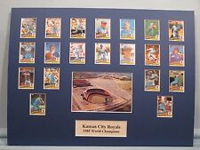 Kansas City Royals - 1985 World Series Champions