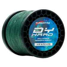 MULTIFIBRE DY HARD 0,20 mm TUBERTINI 30 LB TRECCIATO FILO BOLENTINO 250 MT GREEN