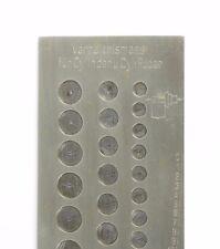 Altes FLUME Uhrmacherwerkzeug f Uhrmacher watchmaker tool