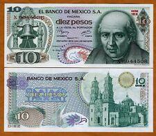 Mexico, 10 Pesos, 1977, P-63 (63i),  UNC