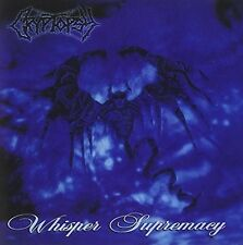 Cryptosy, Cryptopsy - Whisper Supremacy [New CD] Argentina - Import