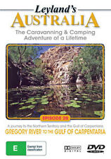 LEYLAND'S AUSTRALIA EP20 - GREGORY RIVER TO CARPENTARIA DVD
