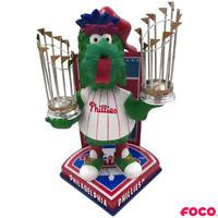 Philadelphia Phillies World Series Champs Mascot Bobblehead - #'d to 1,000 NEW!